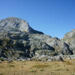 The trail to Zla Kolata