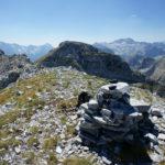 Measuring the elevation at Dobra Kolata peak